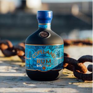 Copeland Irish rum matured in Bordeaux Grand Cru casks