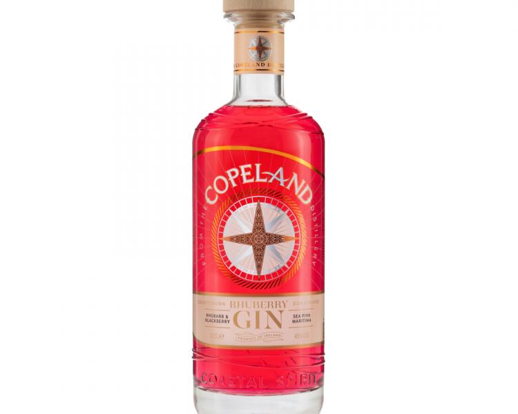 Buy a bottle of Copeland Distillery Rhuberry Gin