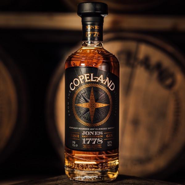 Jones 1778 Navy Strength Gin
