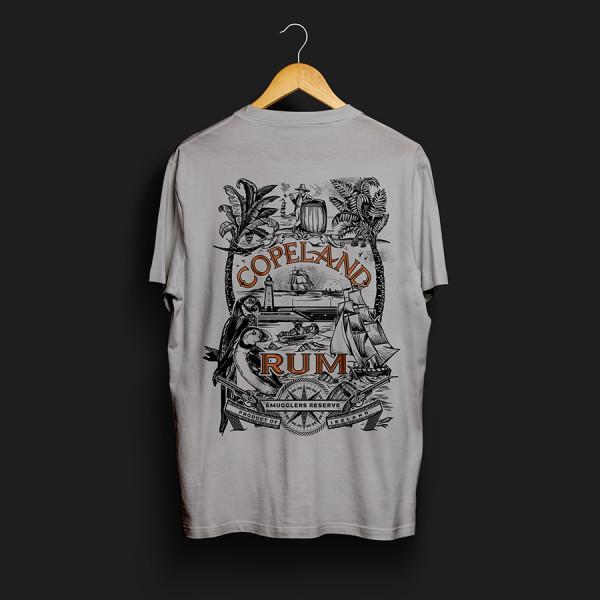 Copeland Rum T-Shirt