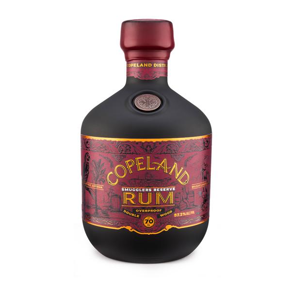 Smugglers' Reserve Overproof Rum